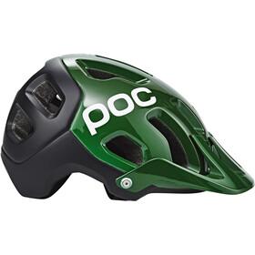 POC Tectal Helmet harf green